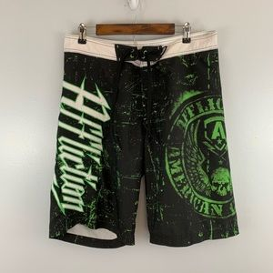 Affliction | American Customs Men's Swim Trunks